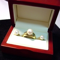 souprava-nausnice-prsten-zlato-perly